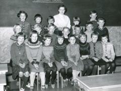 Bounum-Skole-1960-3.-4.-Kl.