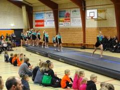 Gymnastikopvisning 2018 (21) Powertumbling - Outrup GUB