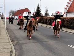 O Hestene var også med i år