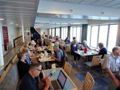 Pensionistudflugten til Samsø 2018 (1)