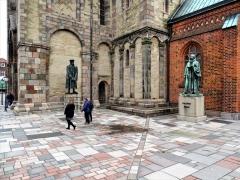 1-Trane-Skole-Horne-på-vej-til-salmesang-i-Ribe-Domkirke-nov.-2019-10