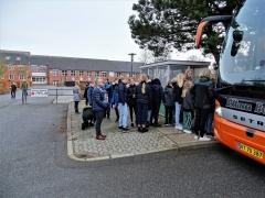 1-Trane-Skole-Horne-på-vej-til-salmesang-i-Ribe-Domkirke-nov.-2019-2