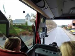 1-Trane-Skole-Horne-på-vej-til-salmesang-i-Ribe-Domkirke-nov.-2019-3